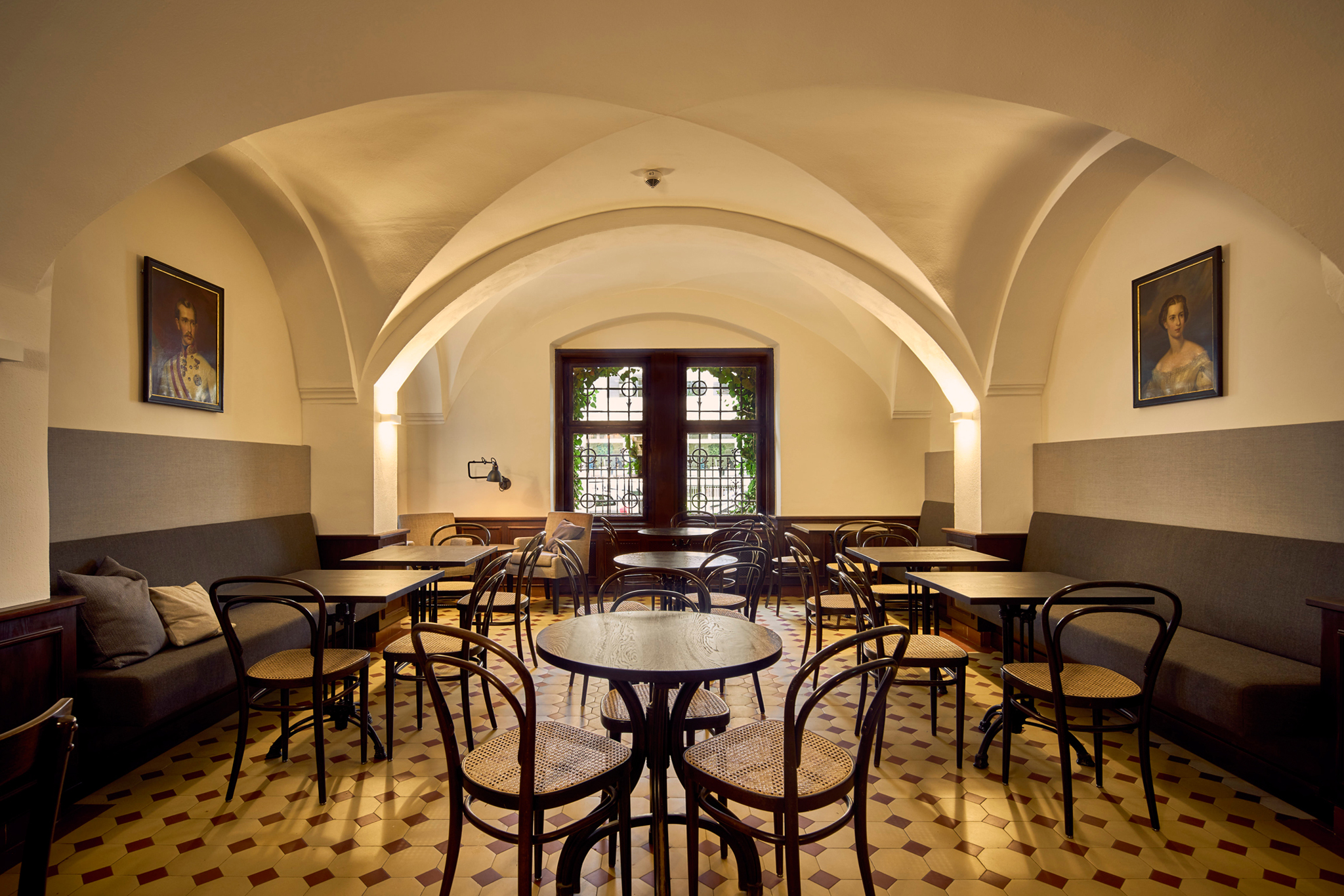 Liebieghaus Cafe Frankfurt