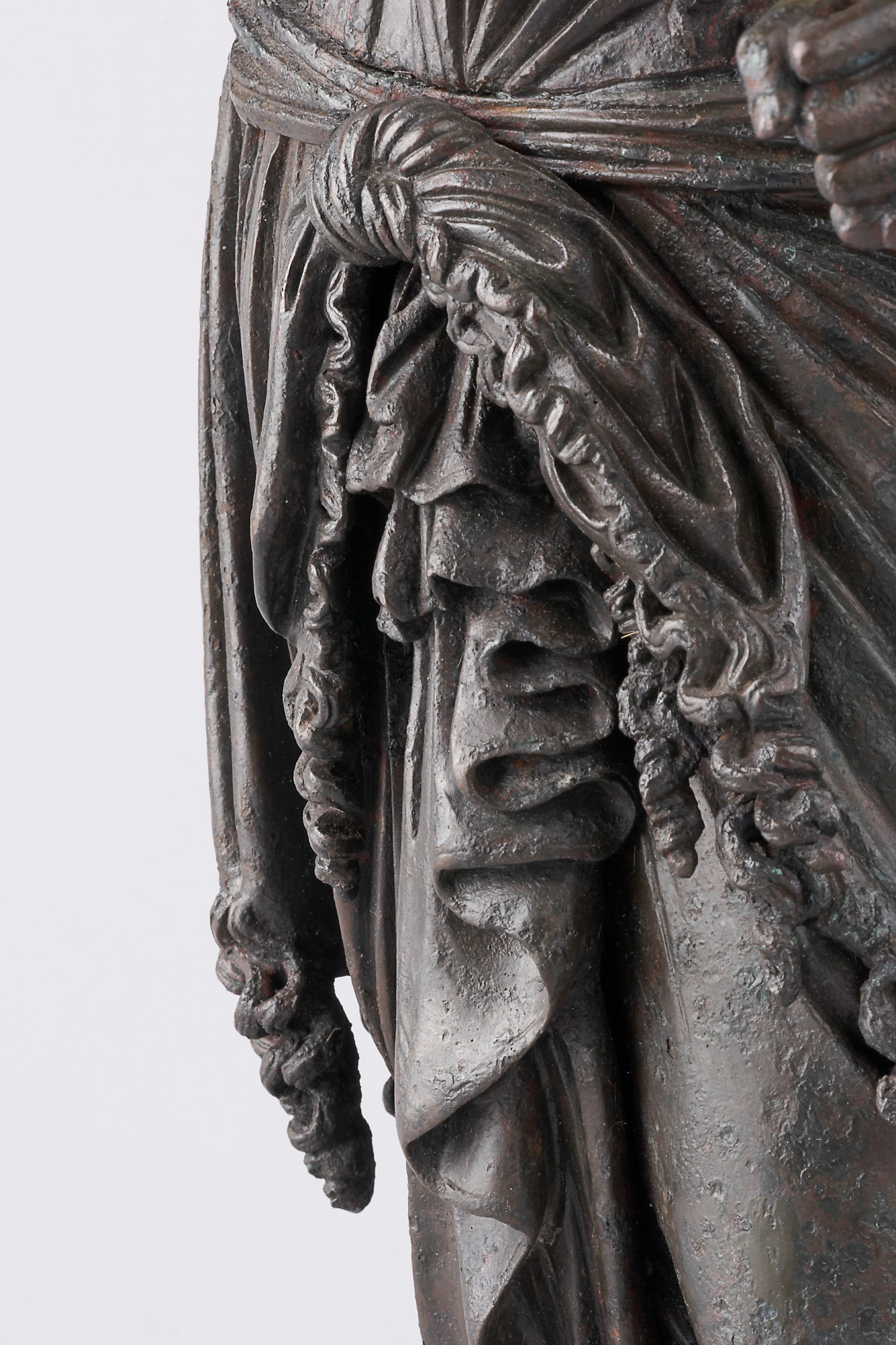 Bronze Figure of Adoni...